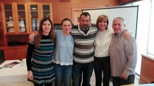 Primer curso de Hugo Tobar en España organizado por Neuroenergetica